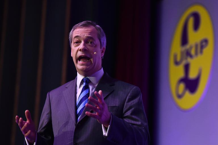 By the British seaside, UKIP seeks second wind
