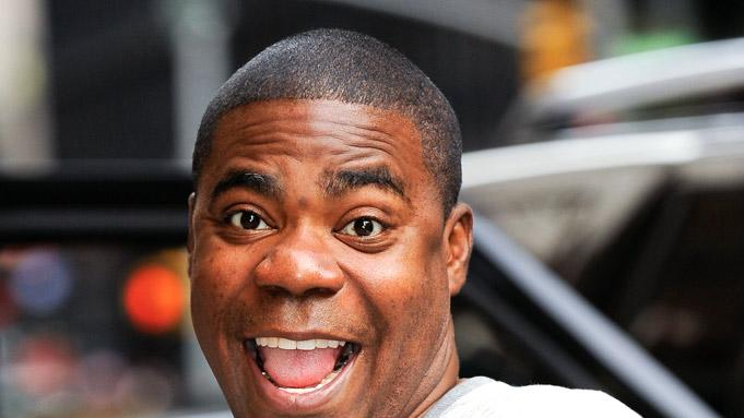 Tracy Morgan Late Show David Letterman