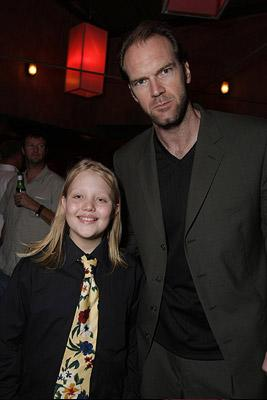 Daeg Faerch and Tyler Mane at the Hollywood premiere of MGM/Dimension Films' Halloween