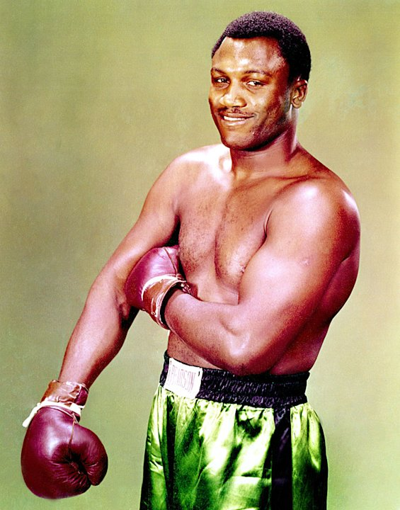 Joe Frazier Portrait
