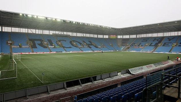 2010 Coventry City Ricoh Arena