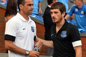 Leighton Baines is not for sale, reiterates Roberto Martinez