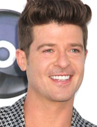 Robin Thicke and Nick Cannon shooting new reality show