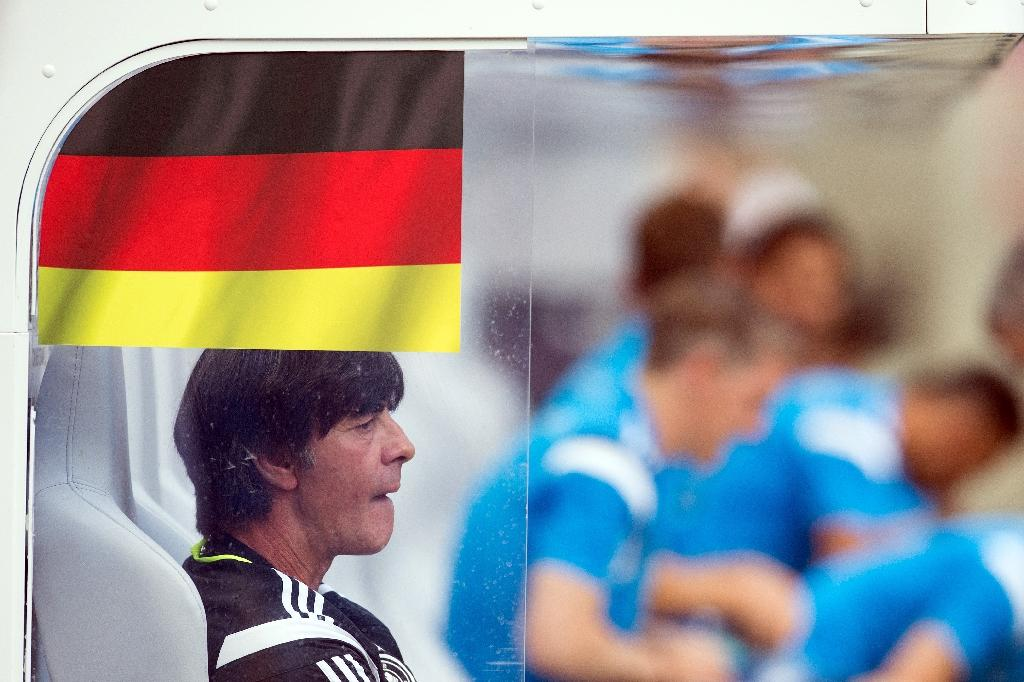 Loew relishing Germany's 'week of truth'