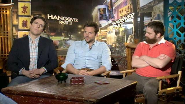 Insider Access: The Hangover Part II
