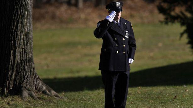 Thanks to Fellow Officers, Newtown Police Don't Have to Work on Christmas Day