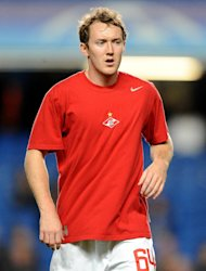 Aiden McGeady left Celtic in 2010