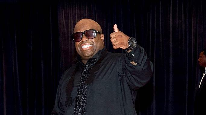 Cee Lo Green White House Dnner