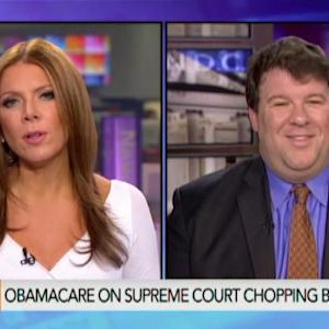 Obamacare on Supreme Court Chopping Block