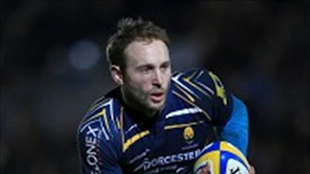 Chris Pennell&#39;s try helped Worcester end their long winless run