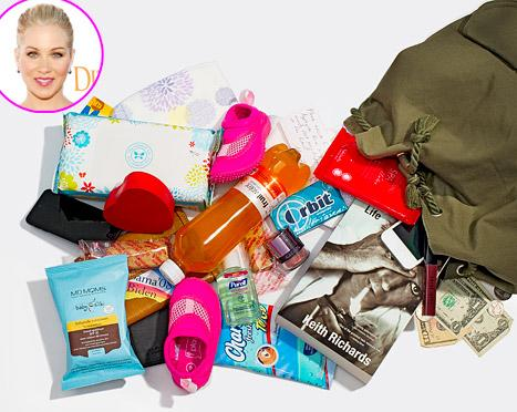 Christina Applegate: What's In My Bag?