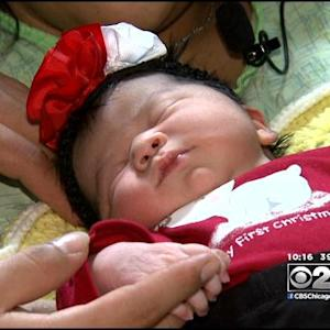 No Holiday For New Moms On Christmas