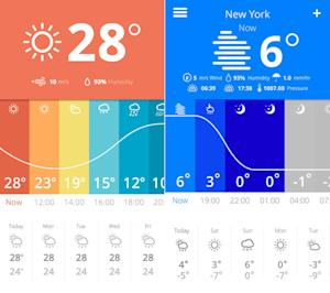 Download this app right now: Gorgeous Weather Glance for iPhone and iPad is now free
