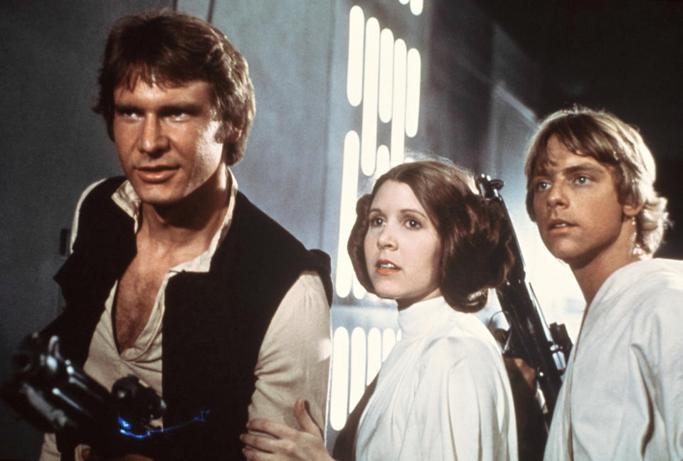 Ford not 'yet' ready to talk 'Star Wars' sequels