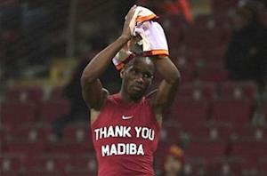 Drogba & Eboue escape punishment for Mandela tribute