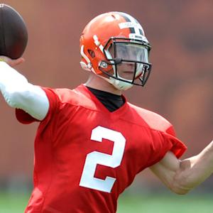 'Around the NFL' Podcast: Can Cleveland Browns quarterback Johnny Manziel rebound in 2015?