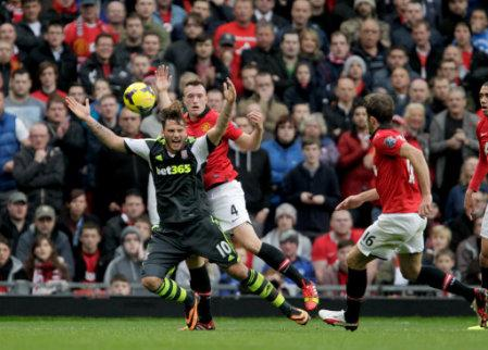 Soccer - Barclays Premier League -Manchester United v Stoke City, Old Trafford