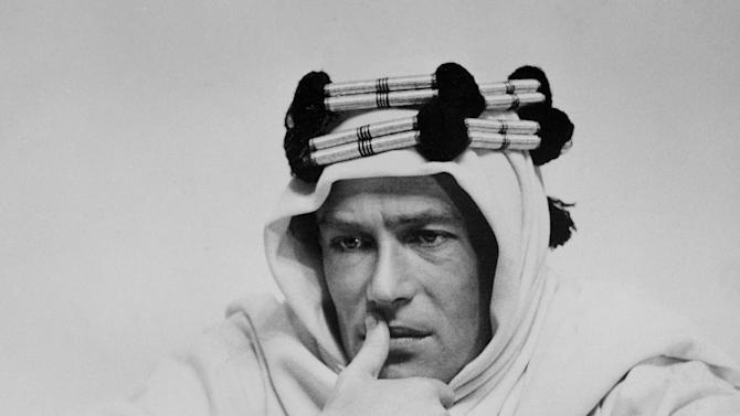 FILE - In this undated photo Actor Peter O'Toole is shown. O'Toole, the charismatic actor who achieved instant stardom as Lawrence of Arabia and was nominated eight times for an Academy Award, has died. He was 81. O'Toole's agent Steve Kenis says the actor died Saturday, Dec. 14, 2013 at a hospital following a long illness. (AP Photo/File)