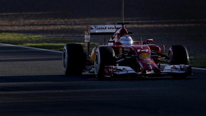 Struggling Red Bull calls it quits on 3rd test day