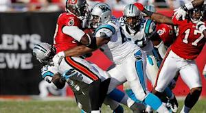 Panthers DT Neblett suspended four games