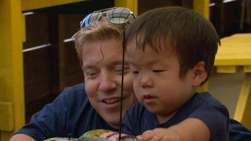 Bill's First Father's Day On 'The Little Couple'