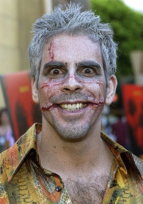 Director Eli Roth at the LA premiere of Lions Gate's Cabin Fever