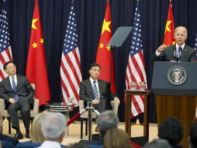 Biden: China Cyber-theft Must Stop