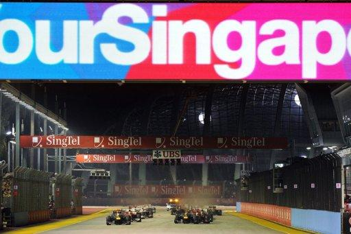The Singapore Exchange has already given the green light for F1's listing