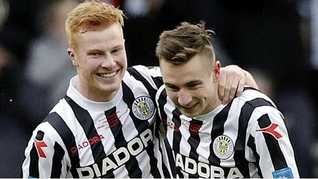 Scottish Premier League - Newton heading back to St Mirren