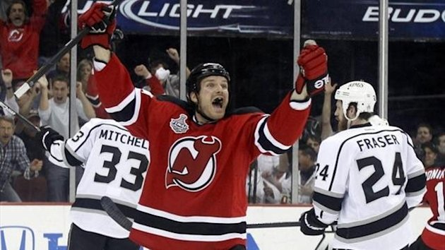 2011-12 NHL, New Jersey Devils, David Clarkson