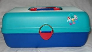 Who else remembers Caboodles?