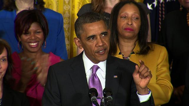"Obama: ""No evidence"" health care law is raising insurance premiums"
