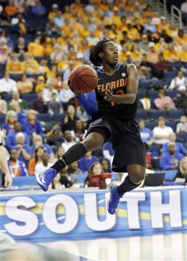 Simmons, No. 9 Lady Vols top Florida 82-73 in SEC