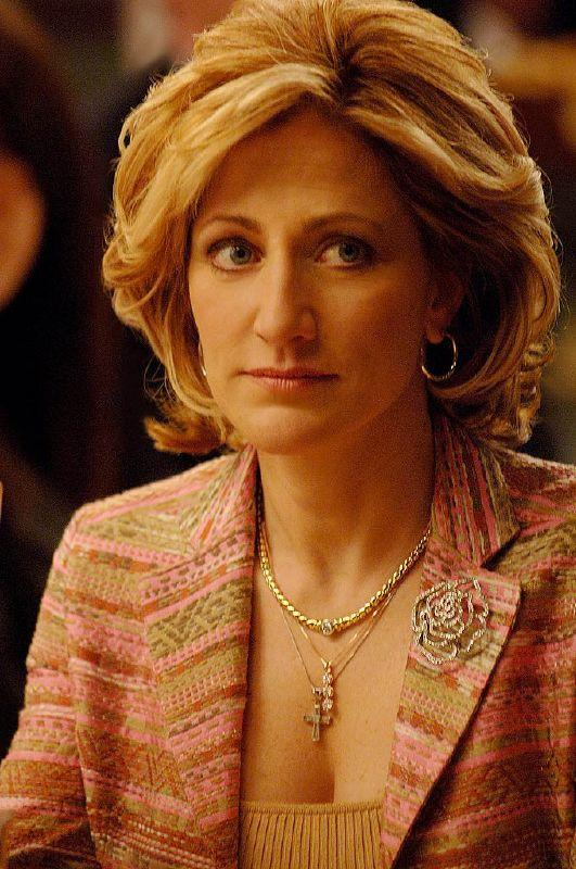 2007 Emmy Awards: Edie Falco nominated for Lead Actress (Drama) for her role as Carmela Soprano in The Sopranos.