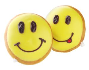 National Smile Week-- Spread the Joy with Fun Face Doughnuts