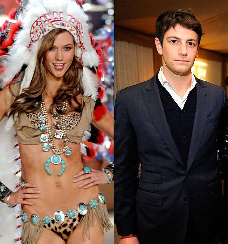 Victoria's Secret Model Karlie Kloss Dating Joshua Kushner