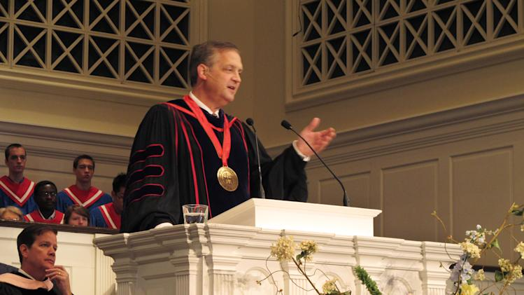 Head of Southern Baptist school marks 20 years
