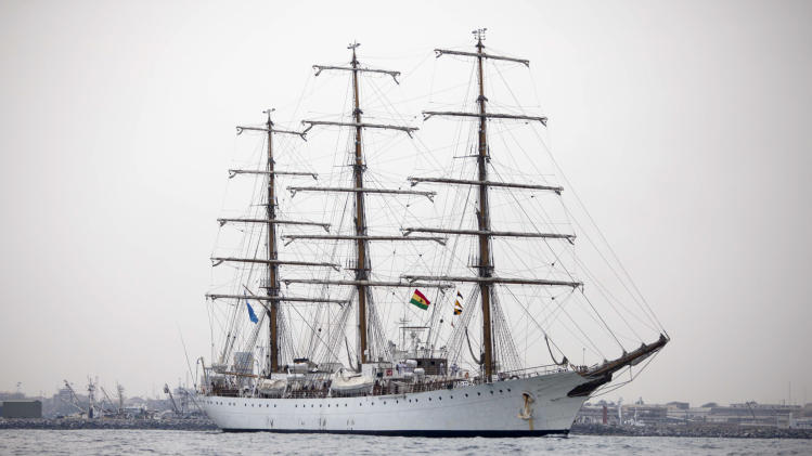 Ghana releases Argentine ship held since October