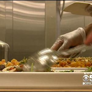 Levi's Stadium Offers Preview Of Ballpark Food Offerings