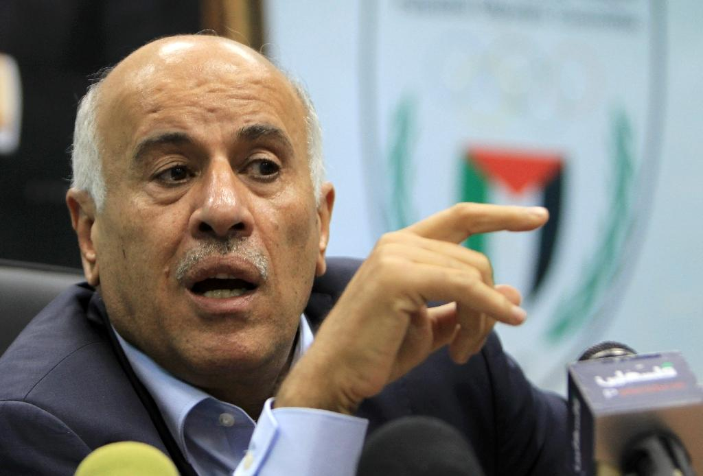 Conditions not ripe for Israel-Palestine friendly: Rajoub