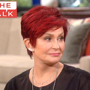 The Talk - Sharon Osbourne's Thief-Catching Tales
