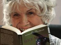 Canadian author Alice Munro, 2013 winner of the Nobel Literature Prize