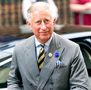 "Prince Charles on Prince George: ""It's Really Fun Being a Grandfather"""