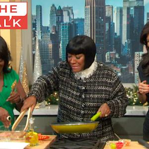 The Talk - Home Cooked for the Holiday: Patti LaBelle