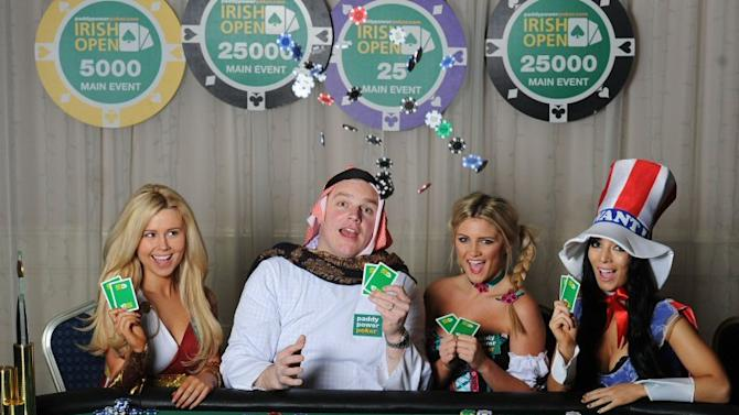 Paddy Power Poker Irish Open Main Event Starts Friday