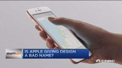 Apple making design blunders, former employee says