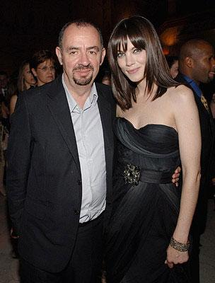 Director Paul Weiland and Michelle Monaghan at the New York City premiere of Columbia Pictures' Made of Honor