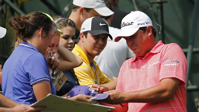 Jason Dufner ailing as he defends PGA Championship