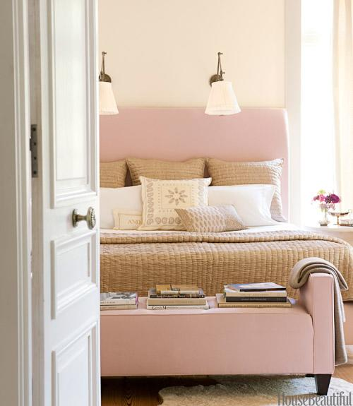 Soft Pink Retreat