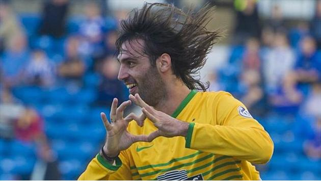 Scottish Premiership - Celtic turn next to Samaras deal